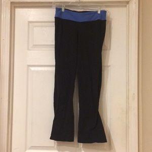 Black Champion exercise pants